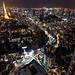 IMG_7390 Tokyo from Roppongi Hills Mori Tower, Japan. by midendian