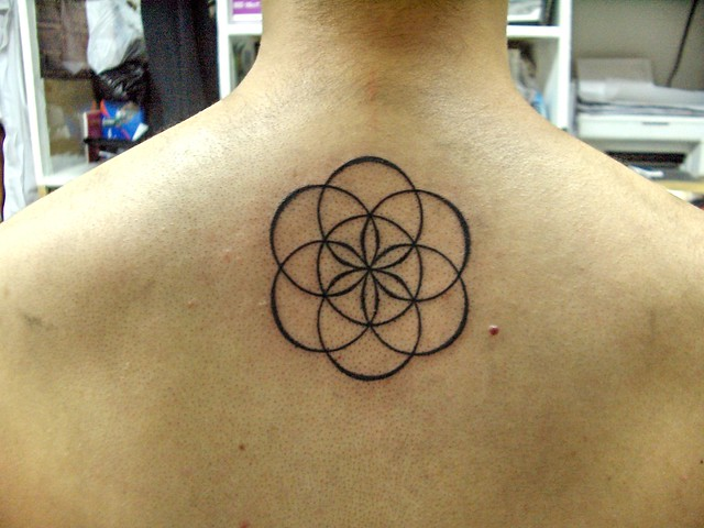 Seed of life flickr photo sharing for Life is good tattoo