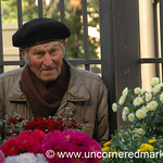 Flower Vendor, Hales Market - Vilnius, Lithuania