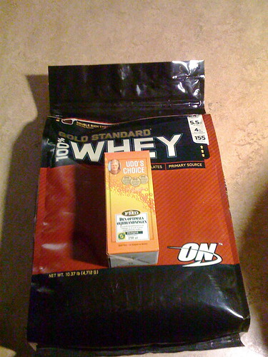 Big bag of protein