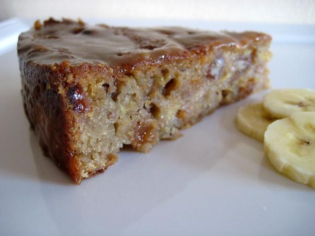Banana Butterscotch Cake | Flickr - Photo Sharing!