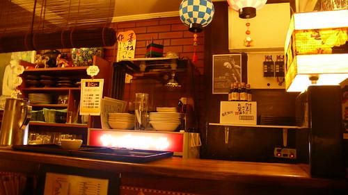 Osaka - nice eatery