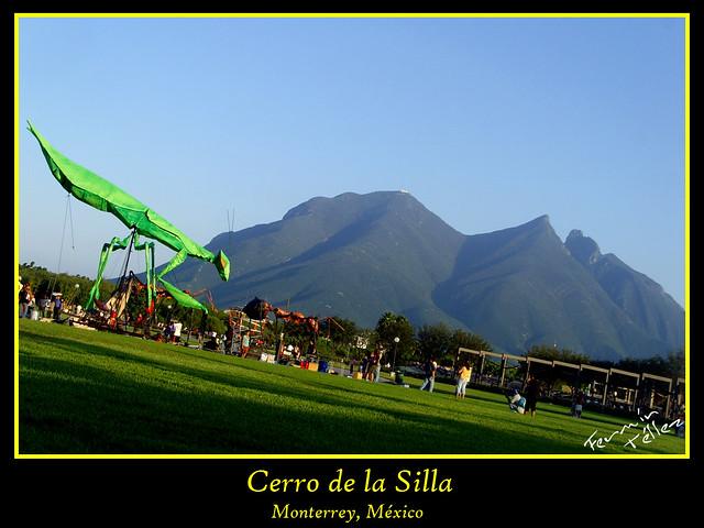 Mantis y Cerro de la Silla