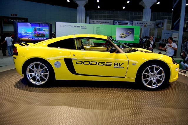 dodge electric vehicle flickr photo sharing