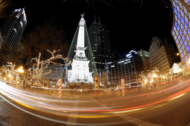 indy photo coach indianapolis monument circle flickr