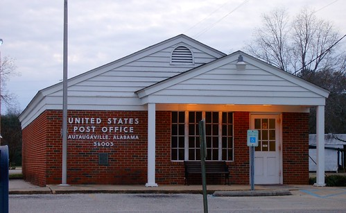 Post Office 36003 (Autaugaville, Alabama)