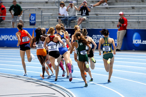 2011 NCAA Track& Field Championships