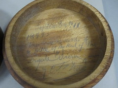 platter, wood, antique, circle,