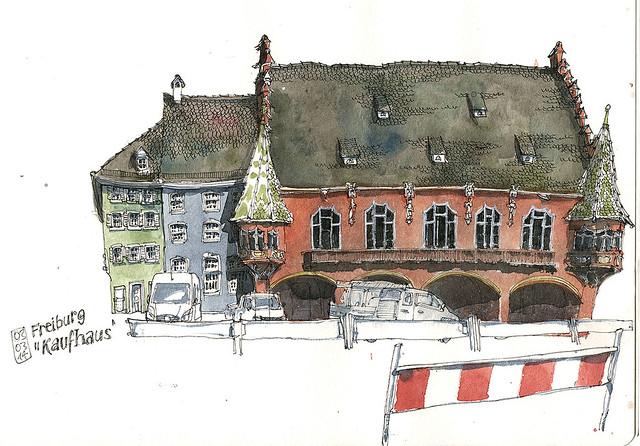 »Historisches Kaufhaus« Freiburg