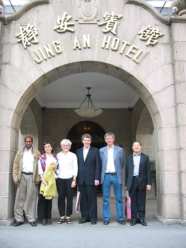 IFACCA board in PR China, October 2006