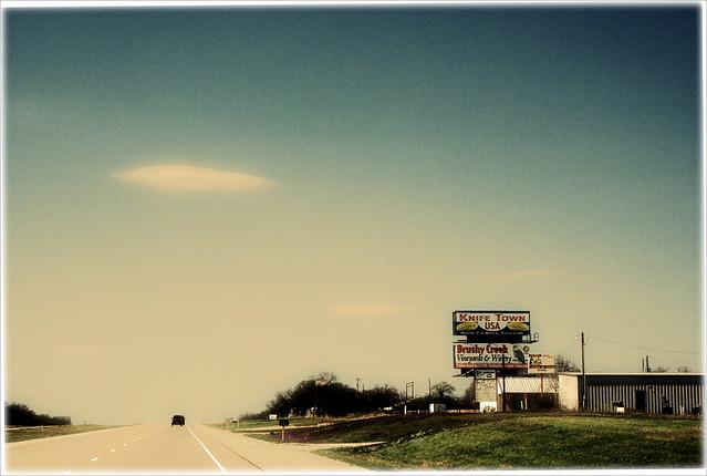 Knife Town, USA, Texas, 2008