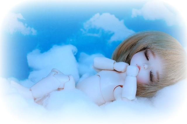 Pin Sleeping Baby Angel on Pinterest