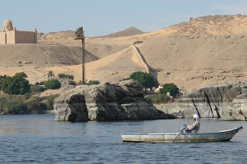 El camino en barco es fascinante !! pueblo nubio de aswan - 2474559782 ee6d3df4e7 - Pueblo Nubio de Aswan, Restos de aquella antigua cultura