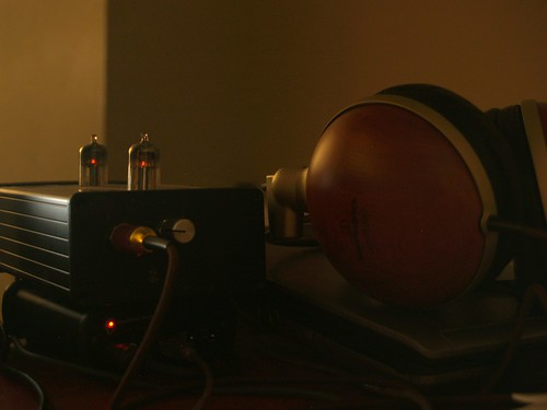 Millett Hybrid Headphone Amp + ATC-W100 phones