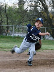 Pitching Boy