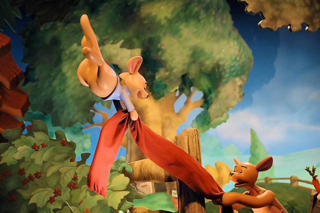 Disney - Hang On Roo!!