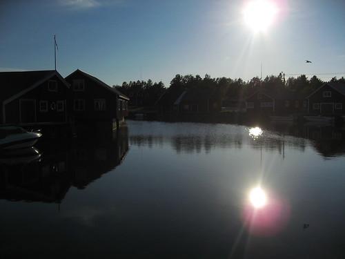 Skeppsmalen Fishing Village