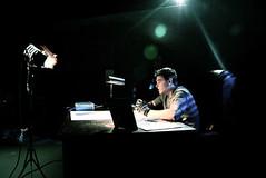 "light test ""Life & Times In Hollyweird"" (a blog by: John Darko)"