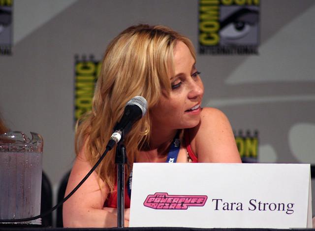 Header of Tara Strong