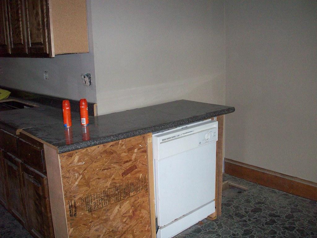 Dishwasher & Countertop
