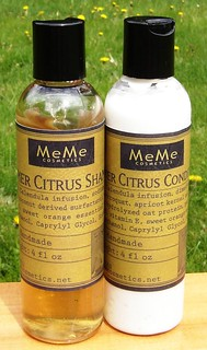 MeMe's Sumemr Citrus Shampoo & Conditioner
