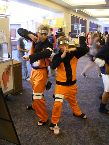Cosplay - AWA14 - Narutos
