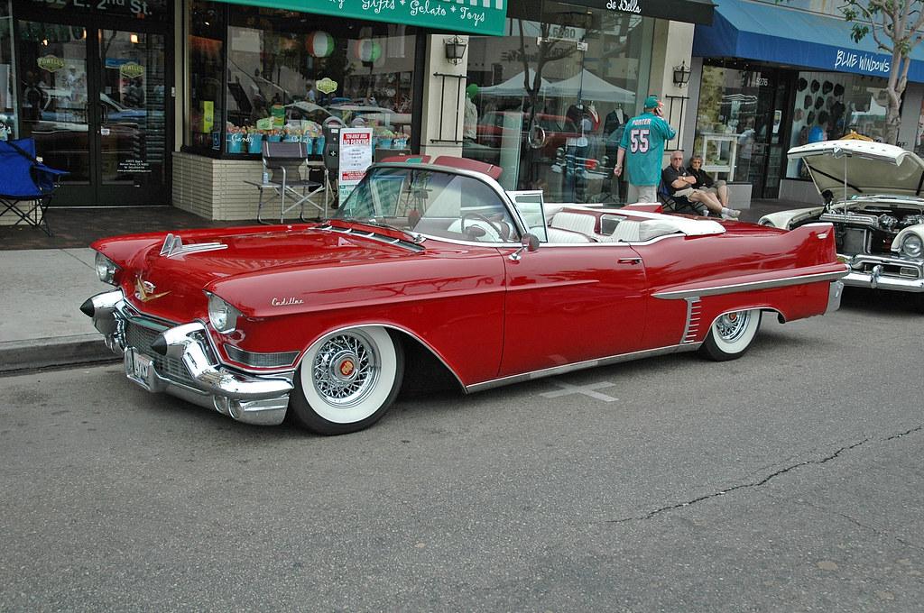 1957 Cadillac Convertible - a photo on Flickriver