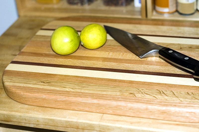 Handmade Wooden Kitchen Table