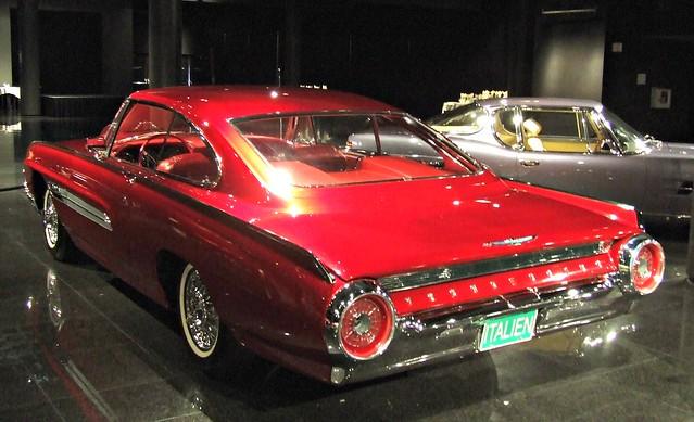 1963 Ford Thunderbird 39 39 Italian 39 39 Concept Car 6 Flickr Photo Sharing