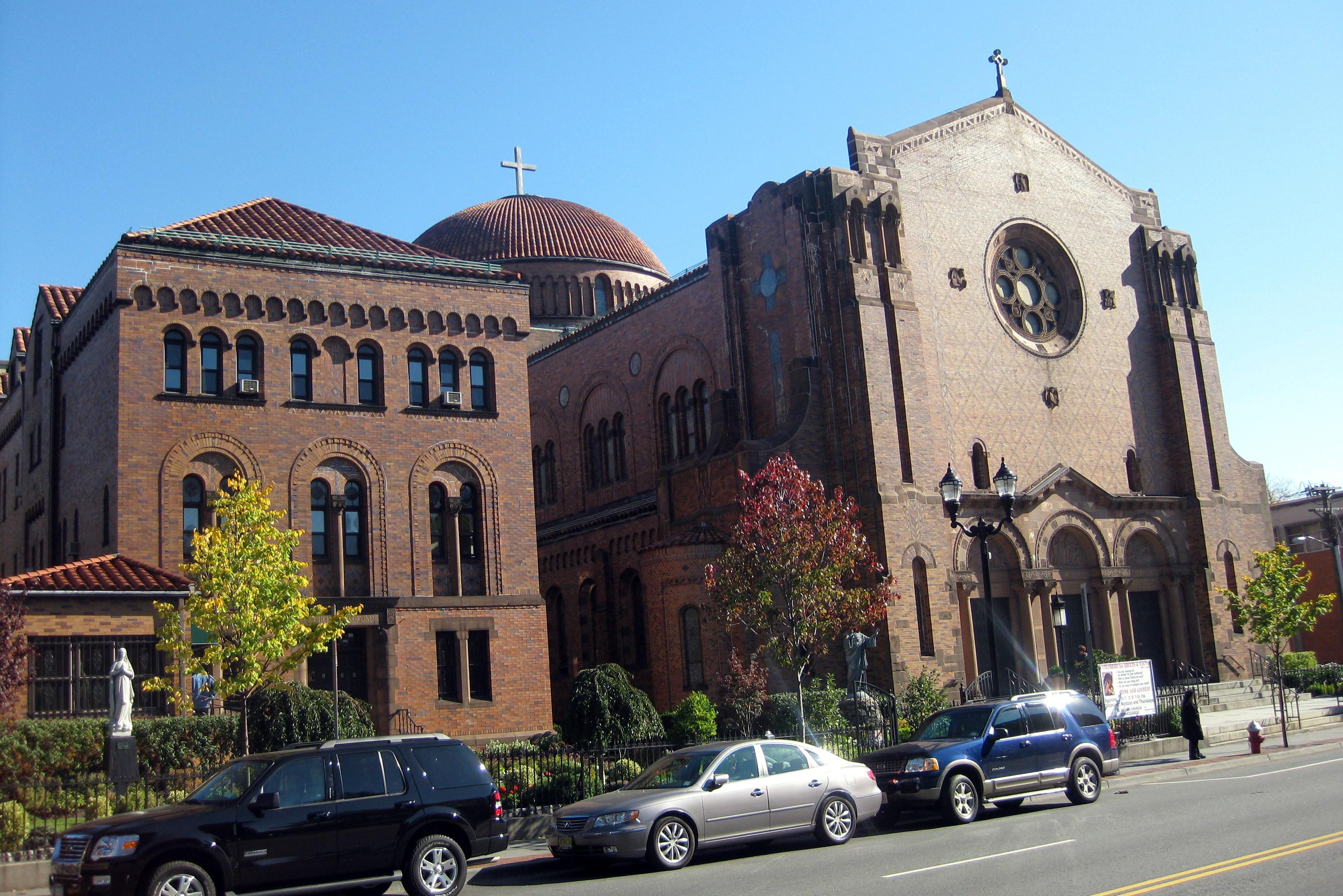 Nj Jersey City St Aedan S Church Flickr Photo Sharing