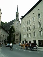 Salzburg, Austria - Bürgerspitalgasse