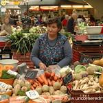 Lehel Market, Autumn Vegetables - Budapest, Hungary