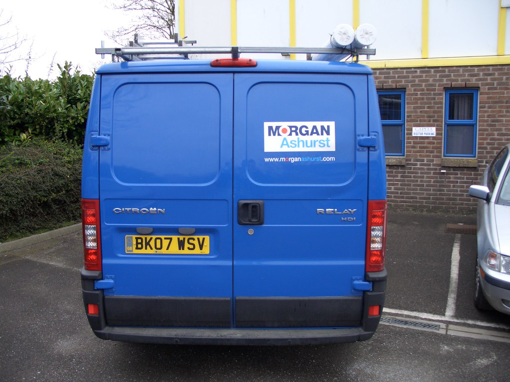 Van graphics by