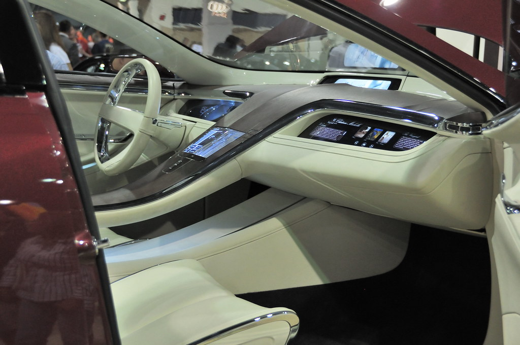 Lincoln MKR ND3 4490 SM