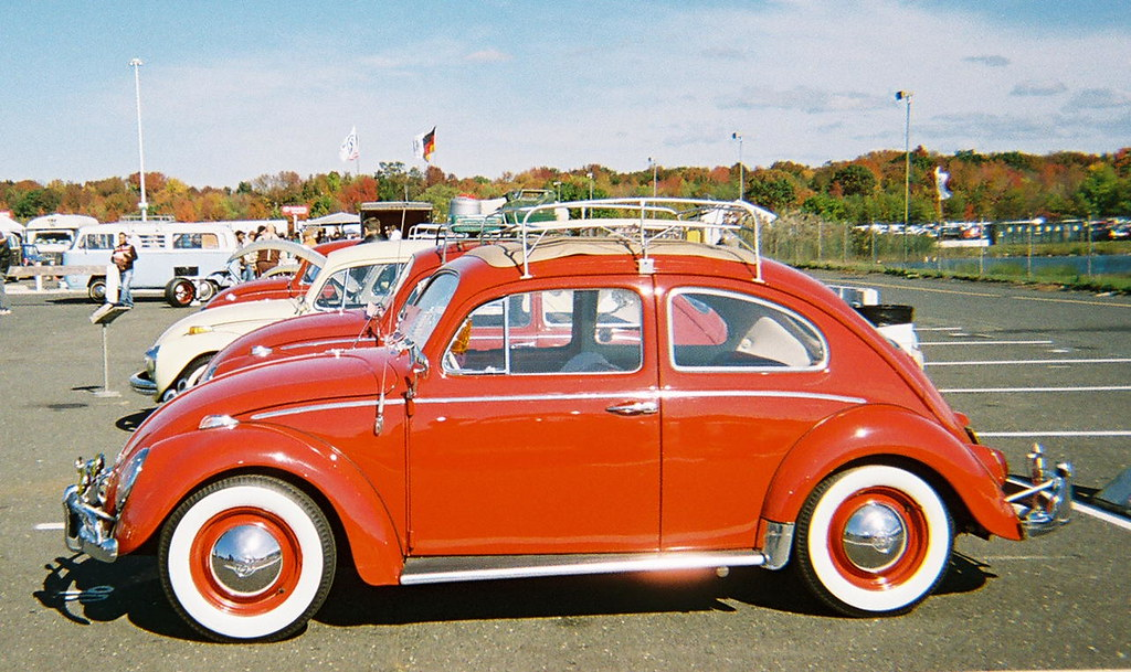 Candy Apple Red Beetle