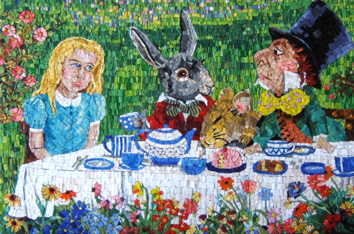 """Alice in Wonderland"" by Doreen Adams"