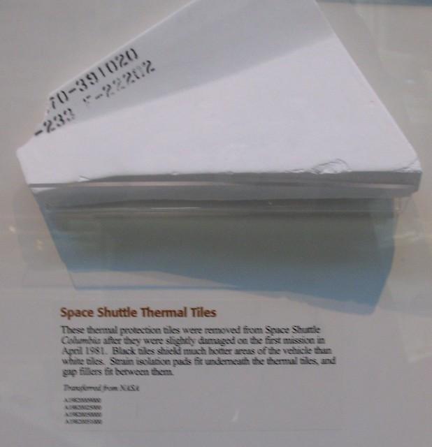 space shuttle tile glue - photo #40