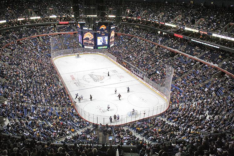 Buffalo Sabres First Niagara Center Hsbc Arena A
