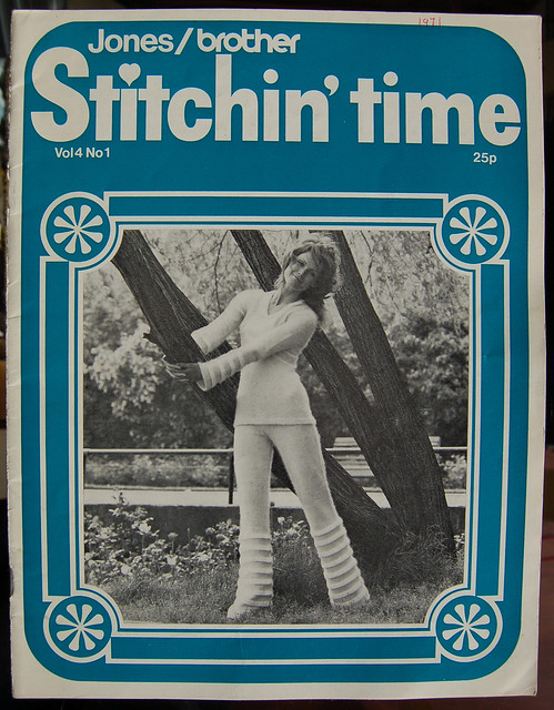 Stitchin' time Vol4 No1