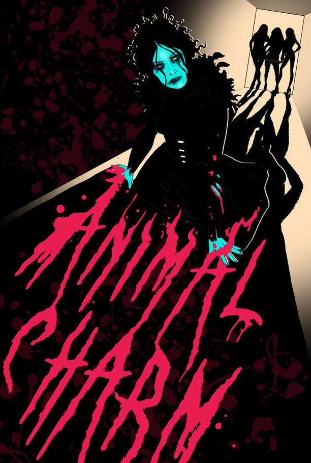 Animal Charm Poster