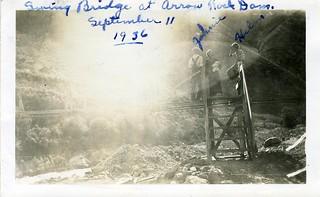 [IDAHO-O-0020] Arrowrock Dam Visit