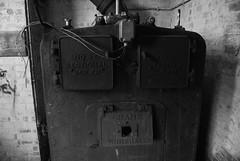 North Weald Redoubt - Boiler