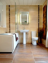 The world 39 s best photos by cleveland modern homes flickr for Best bathrooms hartlepool