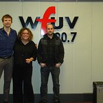 Bell X1 at WFUV with Rita Houston