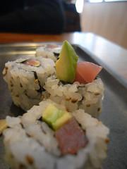 Friday night treat, dinner at Kagetsu Amsterdam