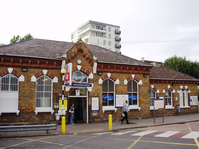 Walthamstow Central station | Flickr - Photo Sharing!