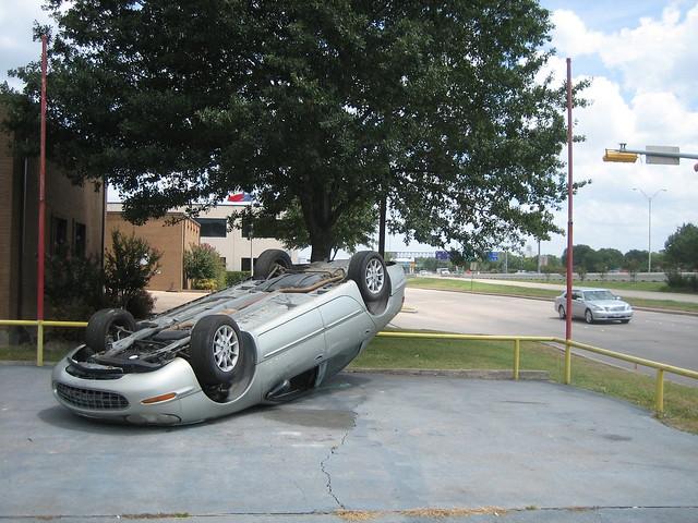 upside down parking job flickr photo sharing. Black Bedroom Furniture Sets. Home Design Ideas