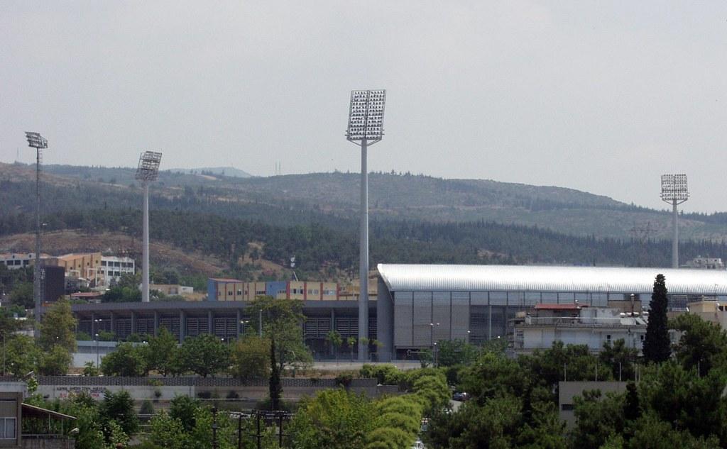 Kaftanzoglio Stadium, Thessaloniki
