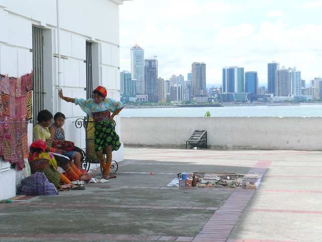Photo:indians from panama By:lotzmana