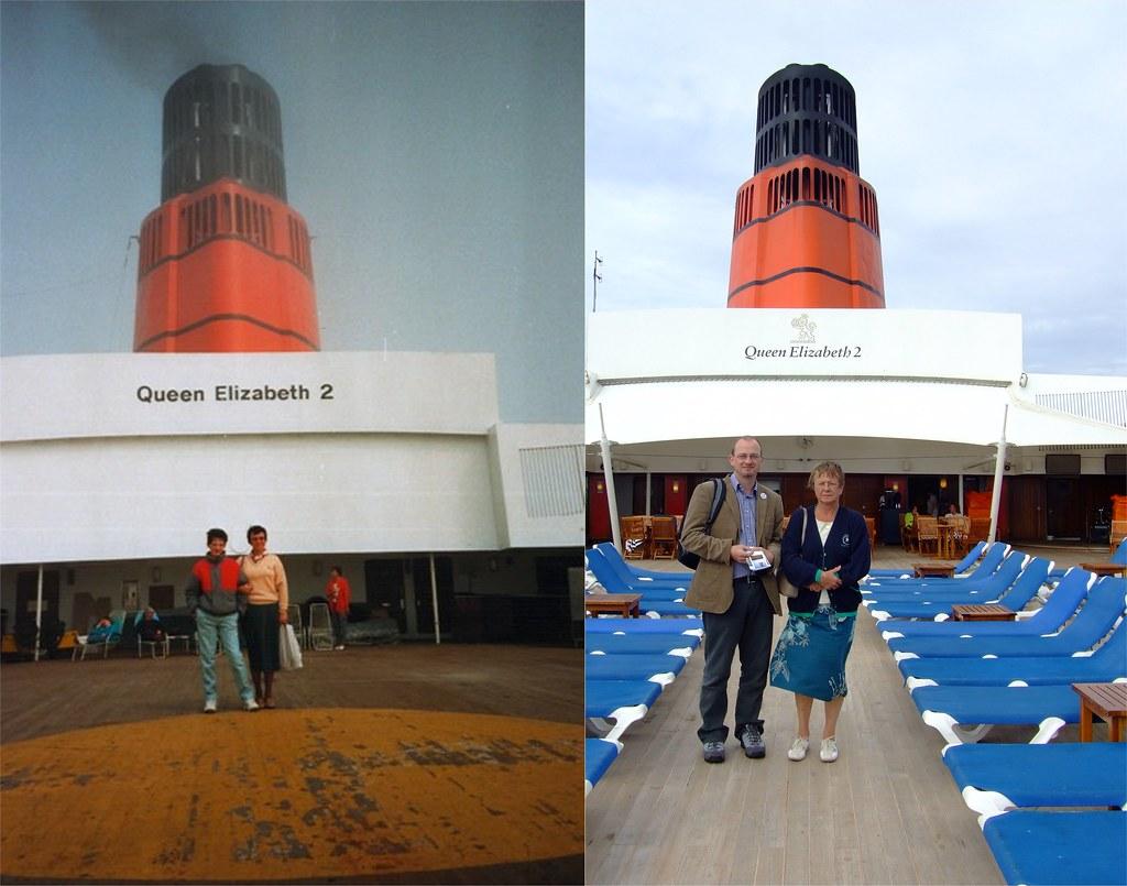 1987 & 2008 Compared